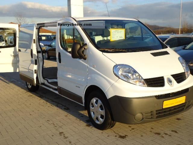 renault trafic 2 0 dci 115 l2h1 2011 other vans trucks up. Black Bedroom Furniture Sets. Home Design Ideas