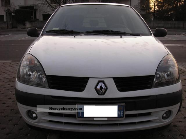 renault clio 1 2 16v 75 cv 63000 km in 2006 2006 other