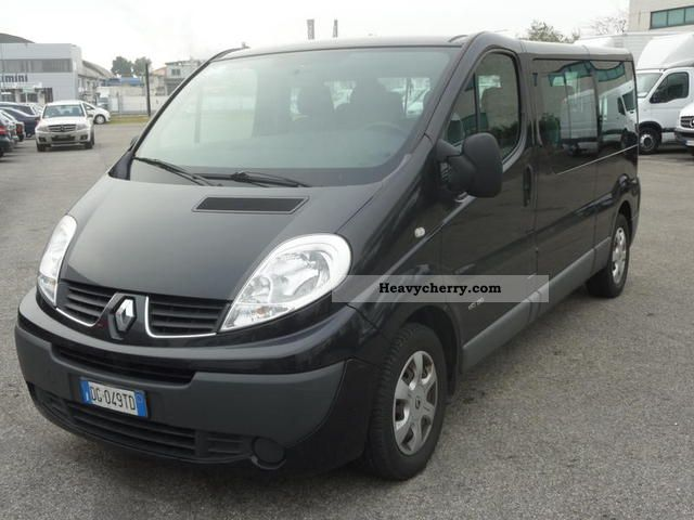 renault trafic generation occasion 2007. Black Bedroom Furniture Sets. Home Design Ideas