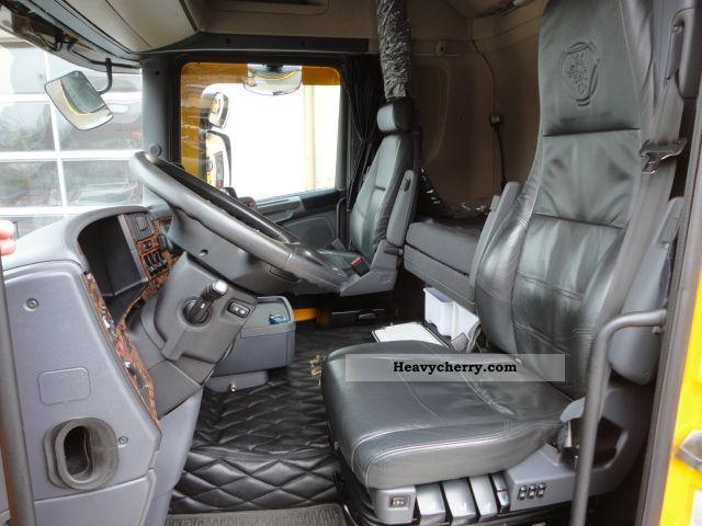 Scania R 480 Topline Xenon Auxiliary Air Hydraulic Leather