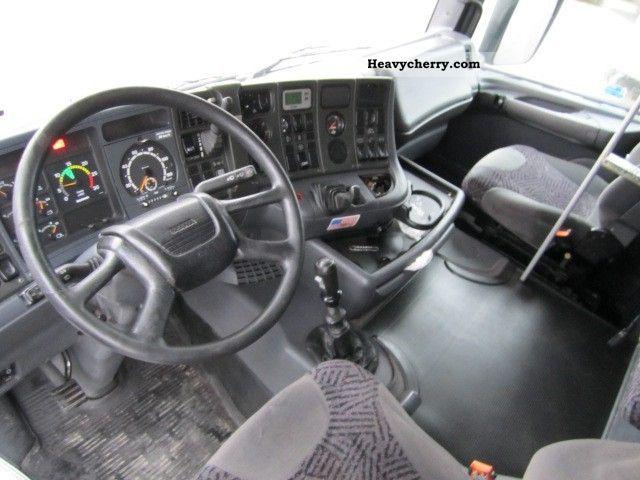 Scania R 124 Topline Retarder La 420 Lowdeck 2002 Volume