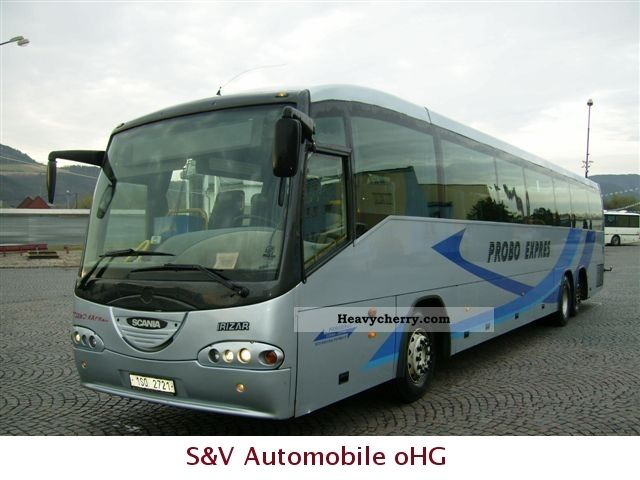 Scania Irizar 2003 Coaches Photo And Specs