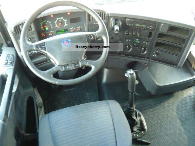 Scania Käyttöohjekirja