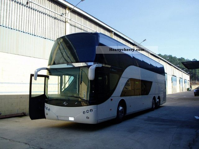 Scania Ayats Bravo 1 New Vehicle 87 Seats 2011 Bus Double