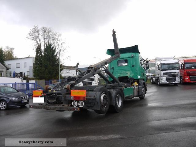 Scania Hook R420 Retarder Transmission 2007 Roll Off