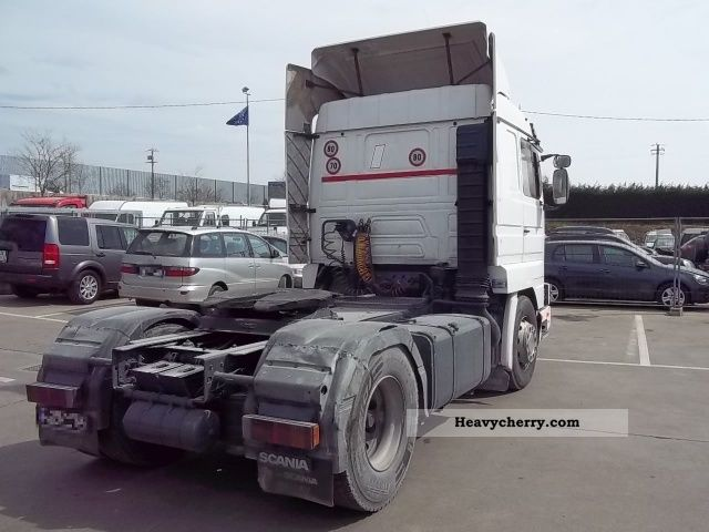 scania cv 4x2 r 143 500 1996 other semi