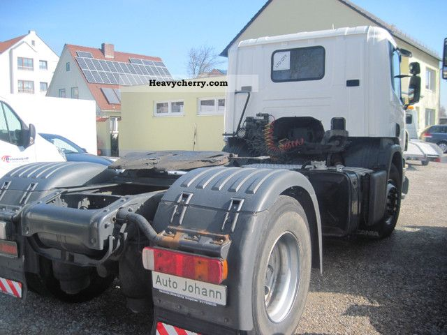 Semi Truck Air Conditioner : Scania p tipping hydraulics air conditioning