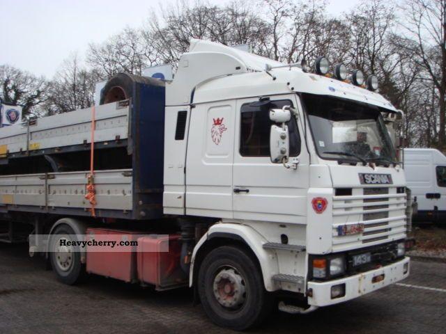 Scania Topliner  V