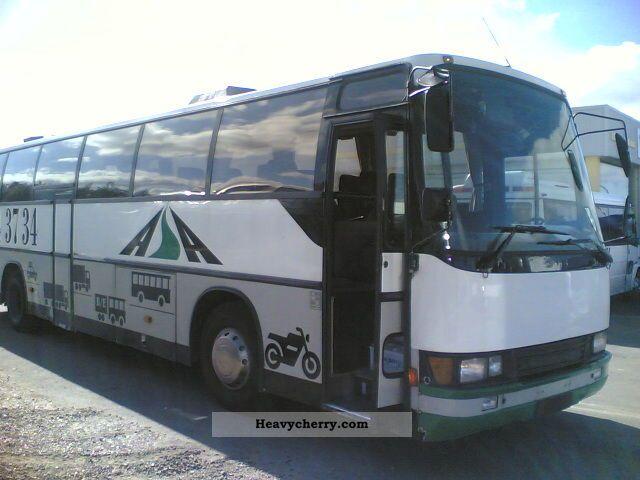 Scania Delta 1984 Coaches Photo And Specs