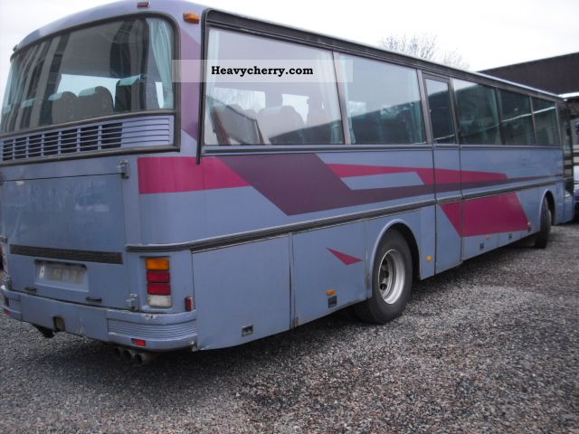 Setra Hr S 215 Mercedes Benz Engine 1984 Coaches Photo And