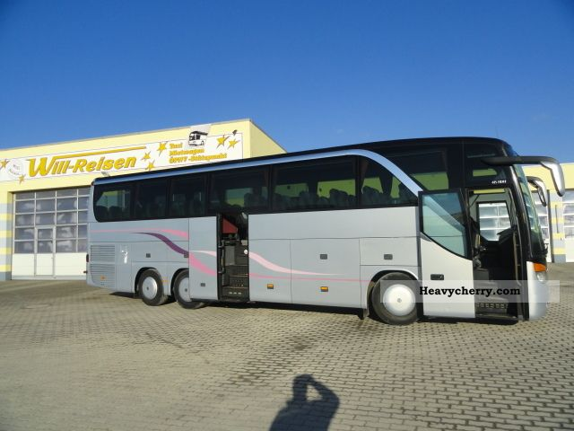 2003 Setra  S 415 HDH * 52 seats * 2003 * 6-SPEED BJ Coach Coaches photo