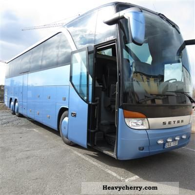 2003 Setra  416 HDH Coach Coaches photo