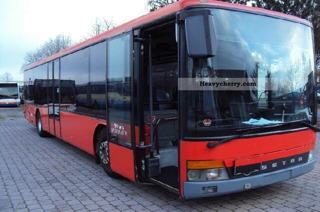 setra 315 nf 1998 bus public service vehicle photo and specs. Black Bedroom Furniture Sets. Home Design Ideas