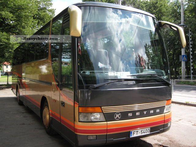 1995 Setra  S 315 HD Coach Coaches photo