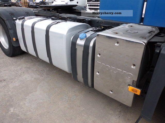 Semi Truck Air Tanks : Volvo fh globetrotter xl auxiliary air tanks top