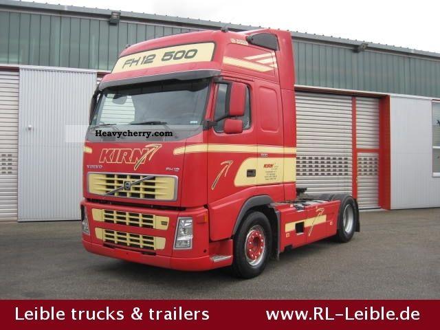 Volvo FH12 500 XL - retarder - manual transmission - 2005 Standard tractor/trailer unit Photo ...