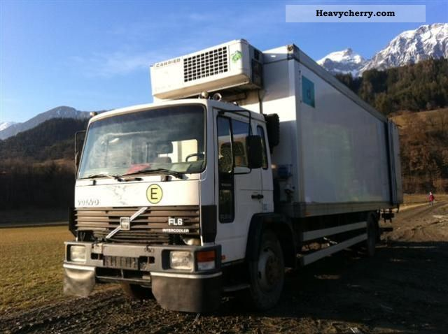 carrier frigo camion