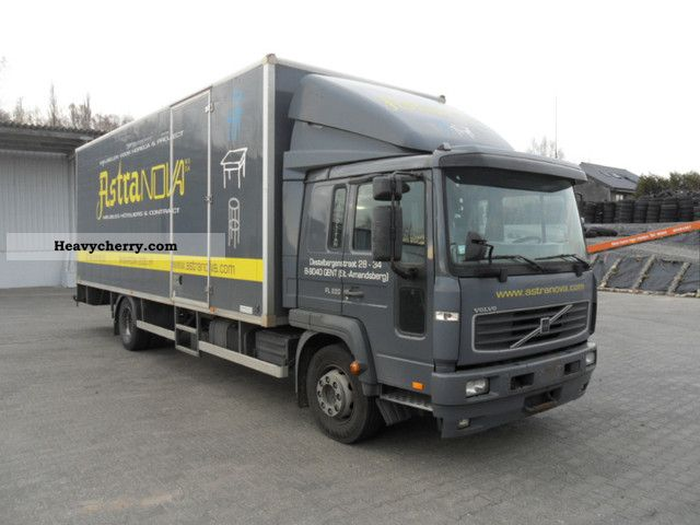 Volvo fl6 specifications