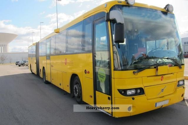 2003 Volvo  8500 B12MA Coach Coaches photo