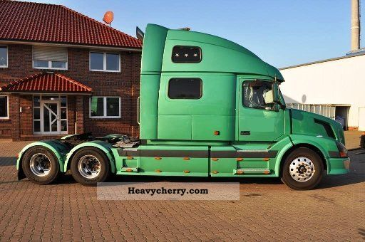 volvo vnl 780 hauber show truck mot 09 2012 6x4 2004 standard rh heavycherry com volvo vnl 780 repair manual Volvo VNL 670