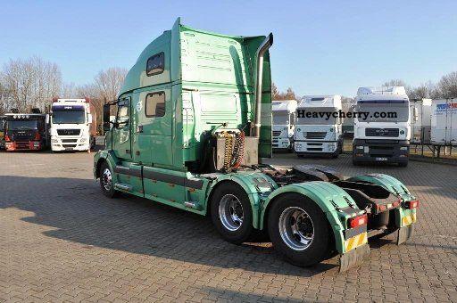 volvo vnl 780 hauber show truck mot 09 2012 6x4 2004 standard rh heavycherry com Volvo VNL 730 Volvo VNL 860