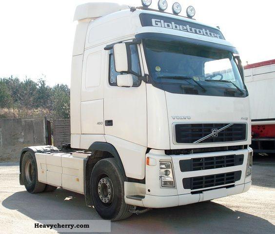 Volvo FH 12/460 XL Globetrotte...