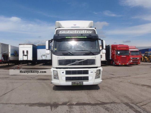 standard tractor trailer unit semi trailer truck commercial rh heavycherry com Volvo FM12 Drift volvo fh12 420 service manual