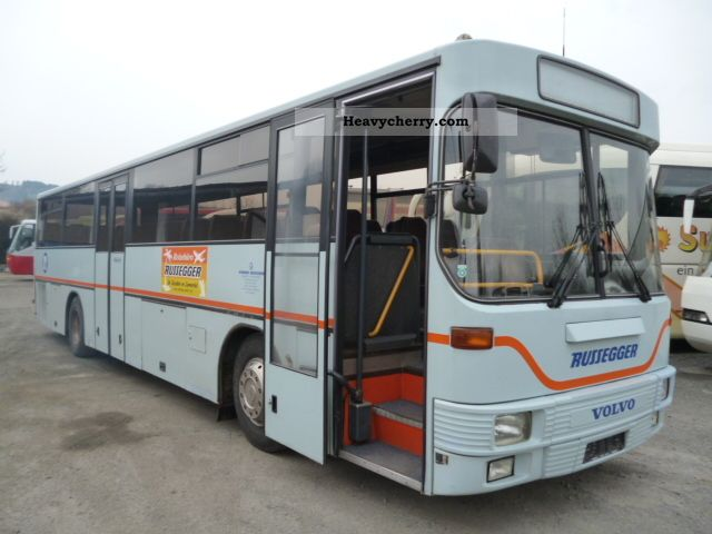 1994 Volvo  Steyr SL 12 HUA 285 / B, 10 B Coach Cross country bus photo