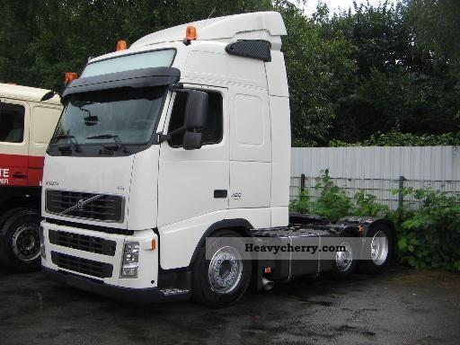 volvo trucks types
