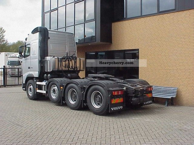 Volvo FH 16 750 8X4 tractor 3X AVAILABLE 2012 Heavy load ...