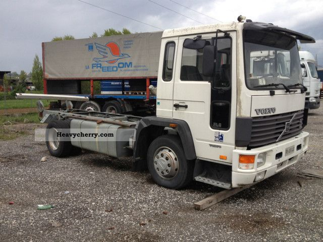 Volvo Fl6 Fuso Motor 1992 Chassis Truck Photo And Specs