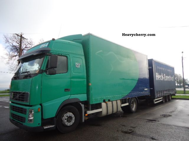 2003 Volvo  FH 420 MANUAL 120m ³ GLOBETROTTER Truck over 7.5t Jumbo Truck photo