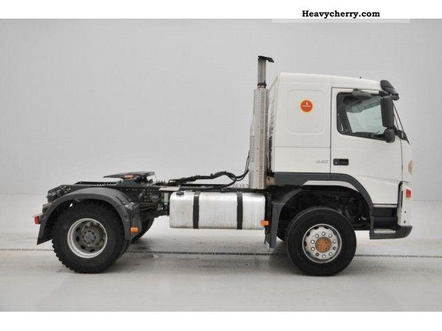 volvo fm 13 440  trailer unit
