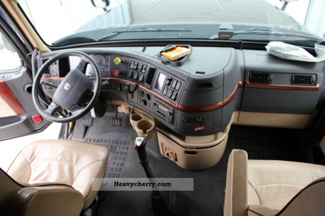 Image Gallery Interior Volvo Trucks Usa