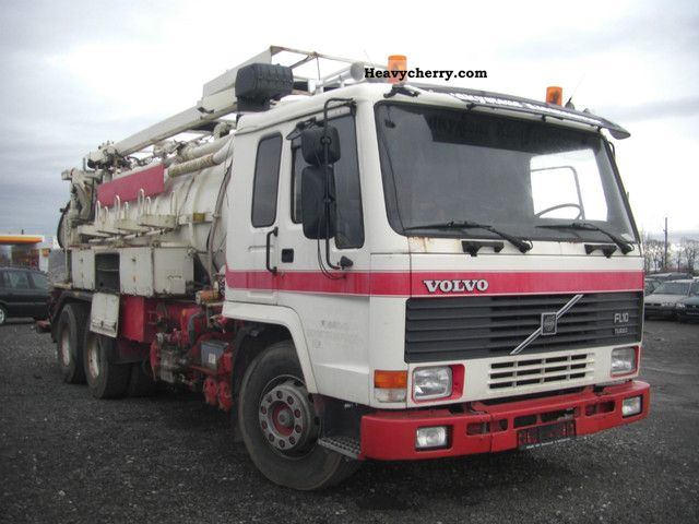 Volvo fl 10 kombisp ler motor u0026 pump funktienieren for Motor and vehicles fl