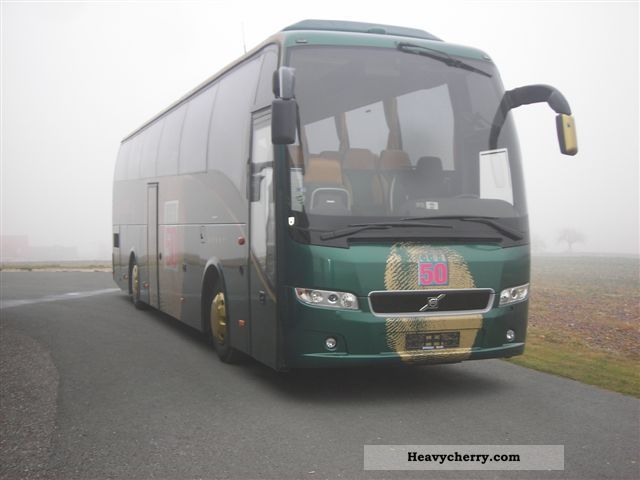 Volvo B12B 9900 2007 Coaches Photo And Specs