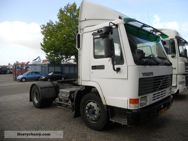 Commercial Trailer Unit : Volvo fl standard tractor trailer unit photo and specs