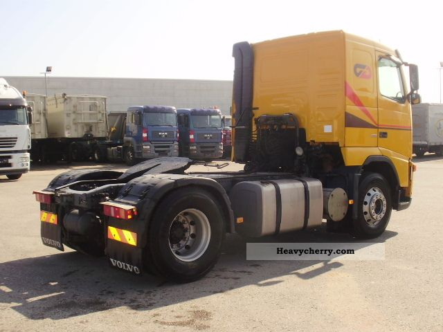Tractor Trailer Clutches : Volvo fh with t kipphydraulik new clutch