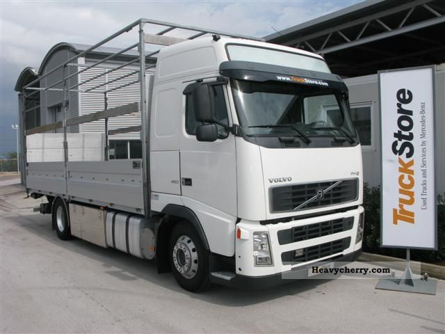 61334b9b1d Volvo FH12 460 2004 Stake body Truck Photo and Specs