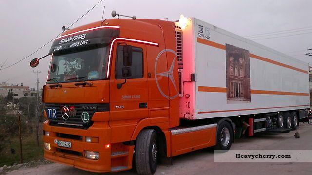 2003 Volvo  1843 Semi-trailer truck Other semi-trailer trucks photo