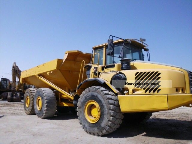 Volvo A40D 2003 Other construction vehicles Photo and Specs