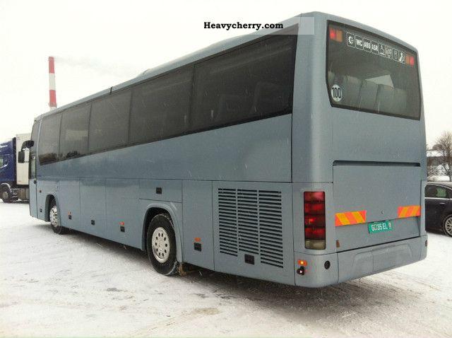 Volvo 9900 2002 Coaches Photo And Specs