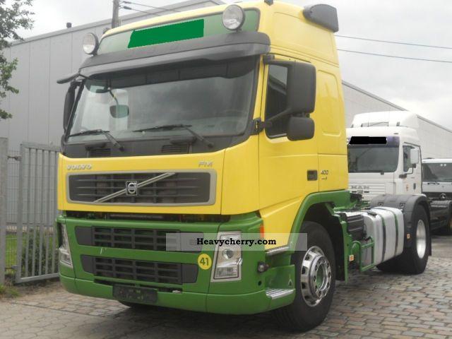 Heavy Truck Pto : Volvo fm globetrotter euro pto standard