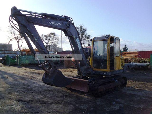 2000 Volvo  EC70 Construction machine Construction Equipment photo