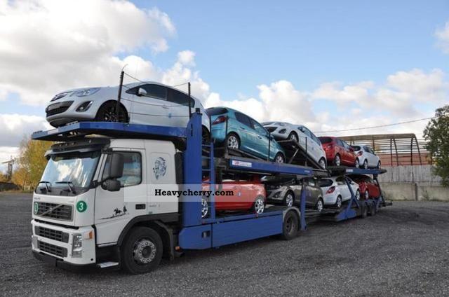 Car Transporter Manufacturers Uk