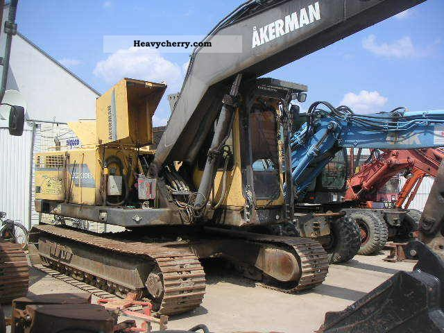 1995 Volvo  EC 230B Construction machine Caterpillar digger photo
