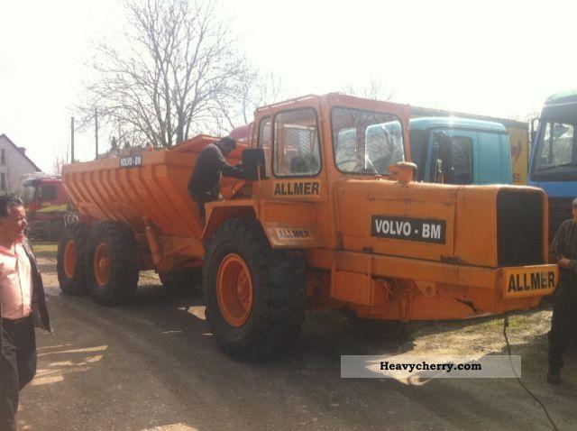 2011 Volvo  Damper B-M Construction machine Other construction vehicles photo