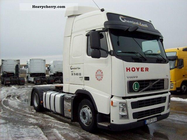 2008 Volvo  FH 42 T 440 2 piece Semi-trailer truck Standard tractor/trailer unit photo