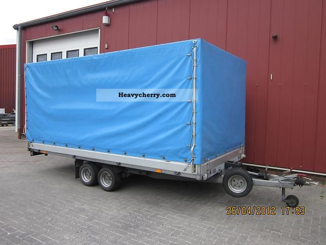 1998 Agados  Trailers / Trailer Trailer Trailer photo