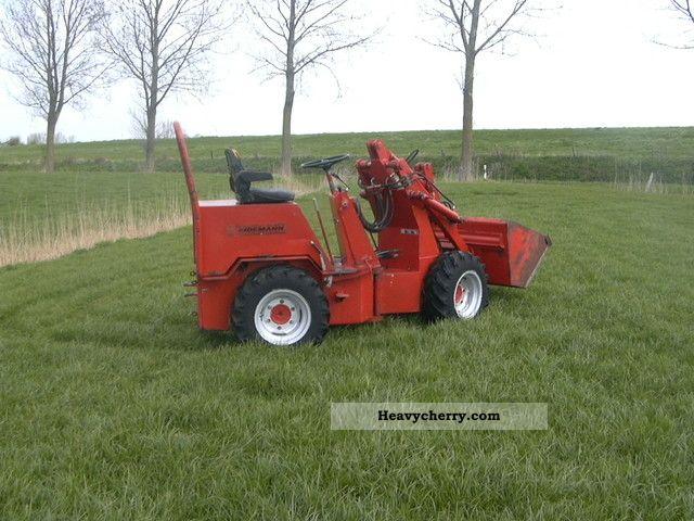 2011 Weidemann  1502/DR Agricultural vehicle Farmyard tractor photo
